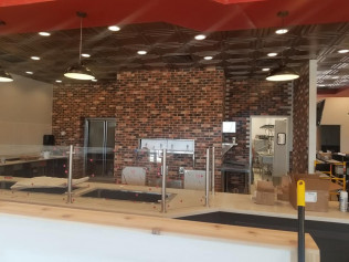 Commercial Electric Projects Your Pie Restaurant in Gloucester, VA